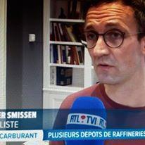 Le couloir de secours à la rescousse des nouveaux embouteillages crées par la Ville de Bruxelles? Xavier Van Der Smissen vous en parle